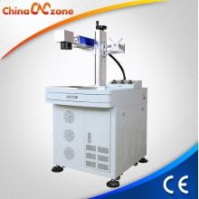 China ChinaCNCzone S005 10W/20W/30W/50W Fiber Laser Engraver Marker Machine Equipment System for Metal with 110x110mm  150x150mm  200x200mm  220x220mm  300x300mm for Selection, Factory Price factory