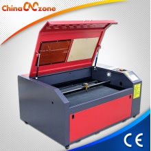 China ChinaCNCzone SL-6090 100W CO2 Laser Engraving Machine for Sale factory