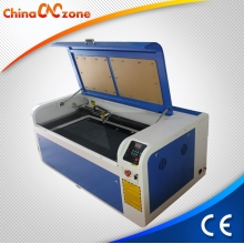 China Chinese XB-1060 80W 100W Desktop DIY CO2 Mini Laser Engraver Machine For Sale - ChinaCNCzone fabriek