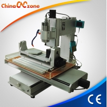 China HY-6040 DIY 5 Axis CNC Router for Sale factory