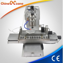 China Latest Small Desktop 5 Axis CNC 6040 Router Engraver Milling Machine from ChinaCNCzone factory