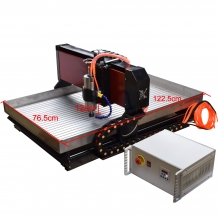 China Newest steel 6090 stone per metallo metal engraving cnc router machine fábrica