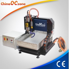 China Small Destop Metal CNC Machine 3040 for Stainless Steel Metal Copper Aluminum Milling and Engraving factory