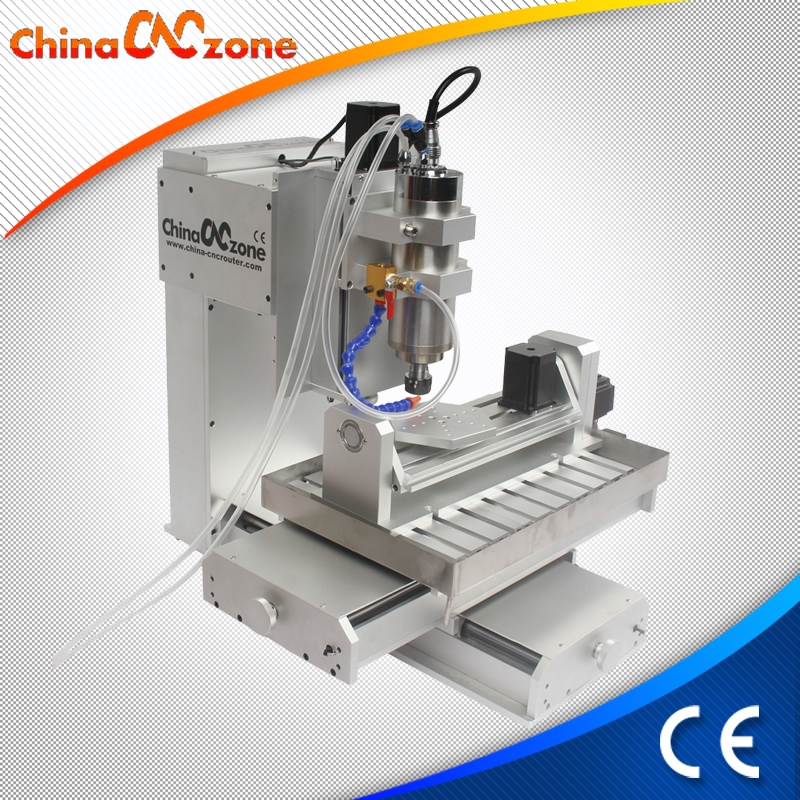 Best Small Desktop 5 Axis CNC Mill Machine HY 3040 New for
