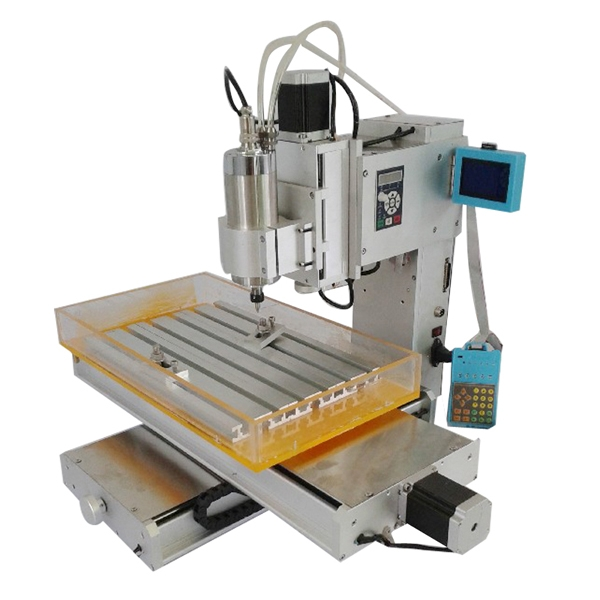 hy 3040 cnc 3 axis router engraver machine with cross slide. Black Bedroom Furniture Sets. Home Design Ideas