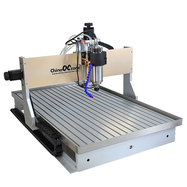 Latest Desktop 6090 Mini Cnc Router Hobby Cnc Machine